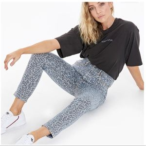 GRLFRND Karolina High Rise Jeans WILD CAT SIZE 25